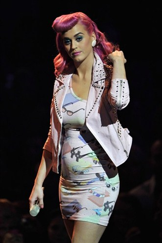 Katy Perry Gravid