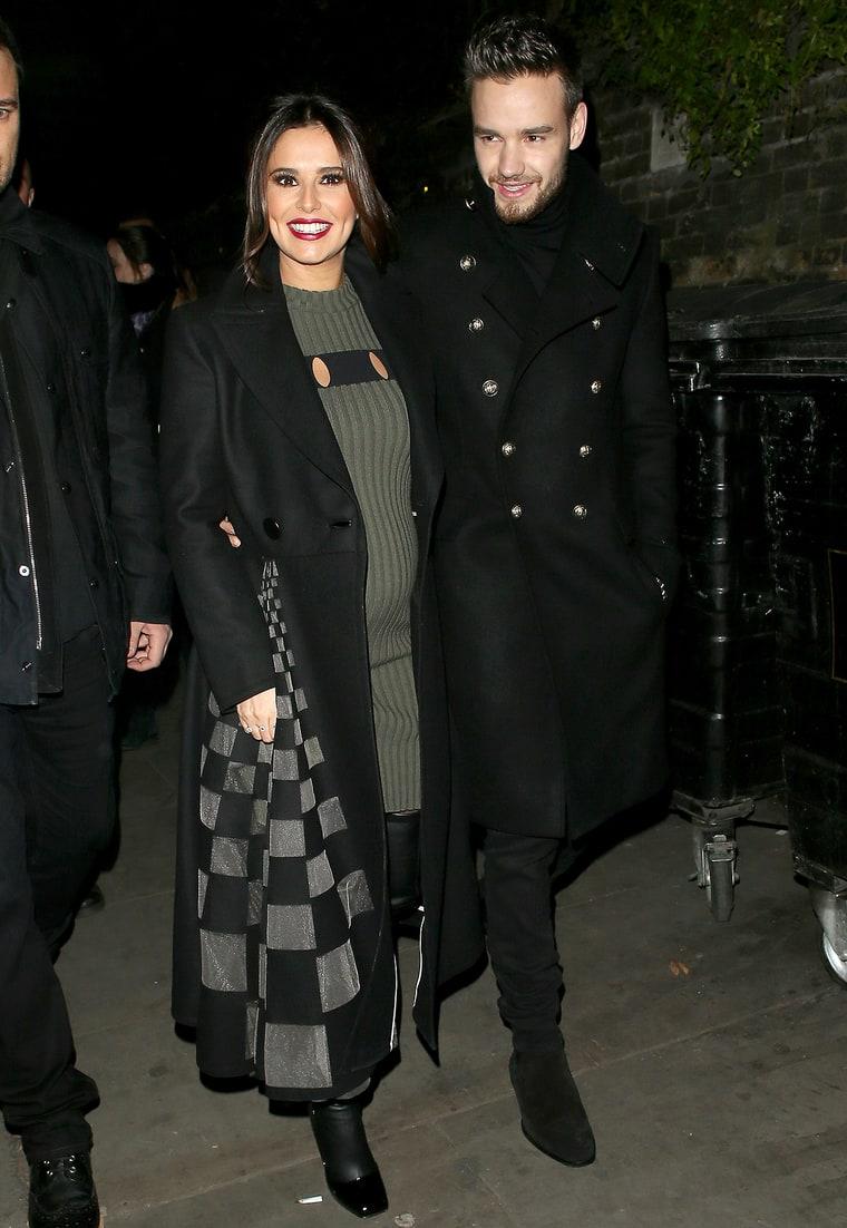 Liam payne har blivit pappa