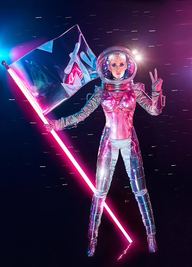 Katy Perry som hon dejtar